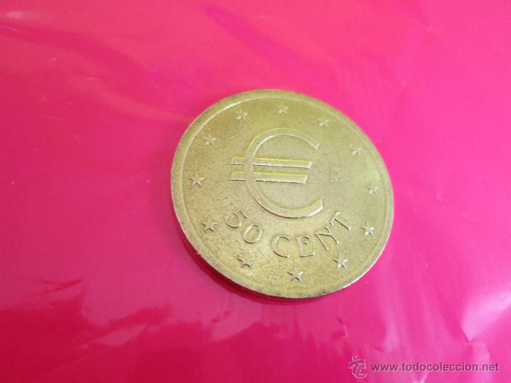 Monedas con errores: LOTE 3 MONEDAS-EURO-PRUEBA-10,20,50 CENTS-VER FOTOS. - Foto 11 - 54500982