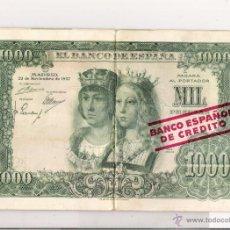 Monedas con errores: BANCO ESPAÑOL DE CREDITO *LIBRITO DE BIENVENIDA A 29 FERIA OFICIAL INTERNACIONAL DE BARCELONA 1961. Lote 54582917