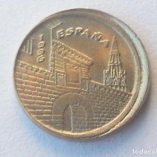 Monedas con errores: ## ERRORES Y VARIANTES ## 5 PTAS 1996 ACUÑACION DESPLAZADA Y LABIADA ##. Lote 64889891