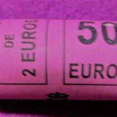 Monedas con errores: LOTE 25 MONEDAS DE 2€ 2009 ESPAÑA, MONEDA 2 € EMU, VARIANTE, ESTRELLAS GRANDES, SIN CIRCULAR,. Lote 111064856