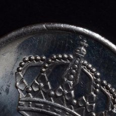 Monedas con errores: MONEDA DE 25 PESETAS 1975 *76 SIN CIRCULAR SIN GRÁFILA EN EL CUADRANTE SUPERIOR DEL REVERSO (MON 58). Lote 80028097
