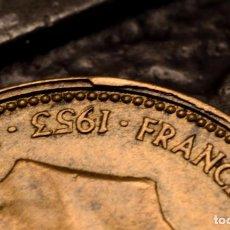 Monedas con errores: MONEDA DE 2,50 PESETAS: LISTEL CON CURIOSA DOBLEZ (REF. 79). Lote 80753022