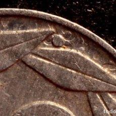 Monedas con errores: MONEDA DE 10 CÉNTIMOS 1959 CON ERRORES EN ANVERSO Y REVERSO (REF. 111). Lote 82225704