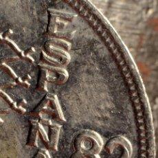 Coins with Errors - 25 PESETAS 1981. REMARCADA EN CIERTAS PALABRAS DEL ANVERSO Y REVERSO (REF.274) - 88873116