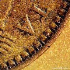 Monedas con errores: PESETA 1963*65: ERROR POR EMPASTE, LÍNEAS, Y EXCESOS DE MATERIAL EN GRÁFILA DEL REVERSO (REF. 328). Lote 89798756