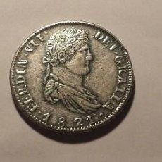 Monedas con errores: TRÍO MONEDAS : 5 PTAS.BCN 1814,8 REALES 1921 Y 5 PTAS 1870,FALSAS DE ÉPOCA.. Lote 90466269