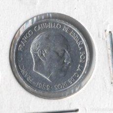 Coins with Errors - 10 Céntimos Estado Español 1959 (SC) - 2 ERRORES GRAFÍA REVERSO TI INCUSAS ANVERSO CISCO INCUSA - 92690420