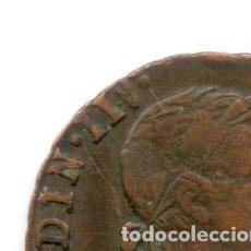 Monedas con errores: * ERROR EXTRAORDINARIO * 2 MARAVEDIS FERNANDO VII 1832 NUMERAL IIV. Lote 92932060