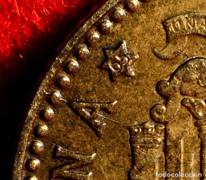 Monedas con errores: UNA PESETA 1963 *65: FALTA F DE FRANCISCO Y LOS NÚMEROS 19 DEL AÑO 1963 - Foto 2 - 93269085