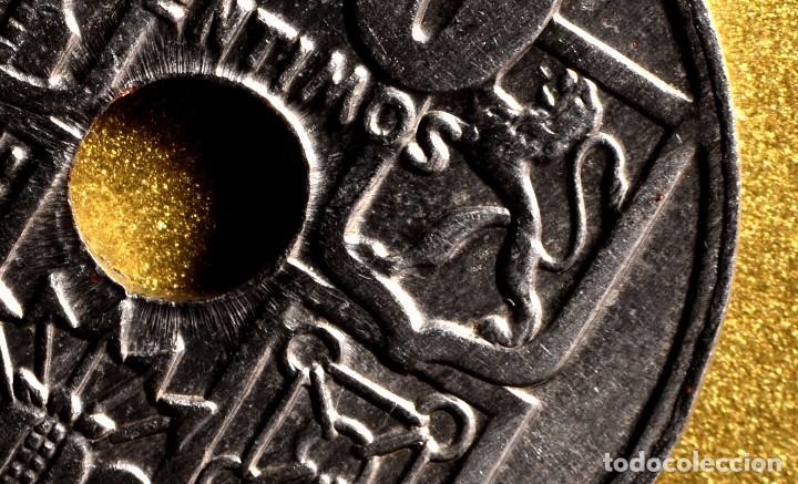 Monedas con errores: CINCUENTA CÉNTIMOS 1963 *65: VARIOS ERRORES (REF. 366) - Foto 2 - 93768720