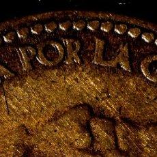 Coins with Errors - UNA PESETA 1953 *56: ERRORES POR DOBLE REMARCACIÓN EN AMPLIAS ZONAS DEL ANVERSO (REF.367) - 93768840