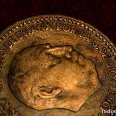 Monedas con errores: UNA PESETA 1963 *66: ERRORES POR PESO EXTREMADAMENTE INFERIOR Y REPINTES EN ANVERSO (REF. 376). Lote 93980335