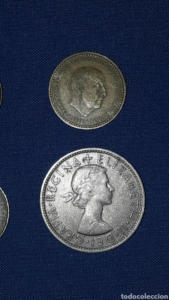 Monedas con errores: LOTE 6 MONEDAS - Foto 6 - 94272350