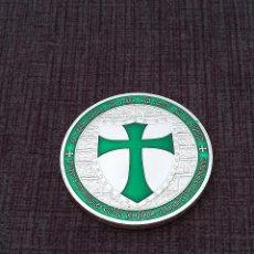 Monedas con errores: MONEDA CABALLEROS TEMPLARIOS. Lote 114987711
