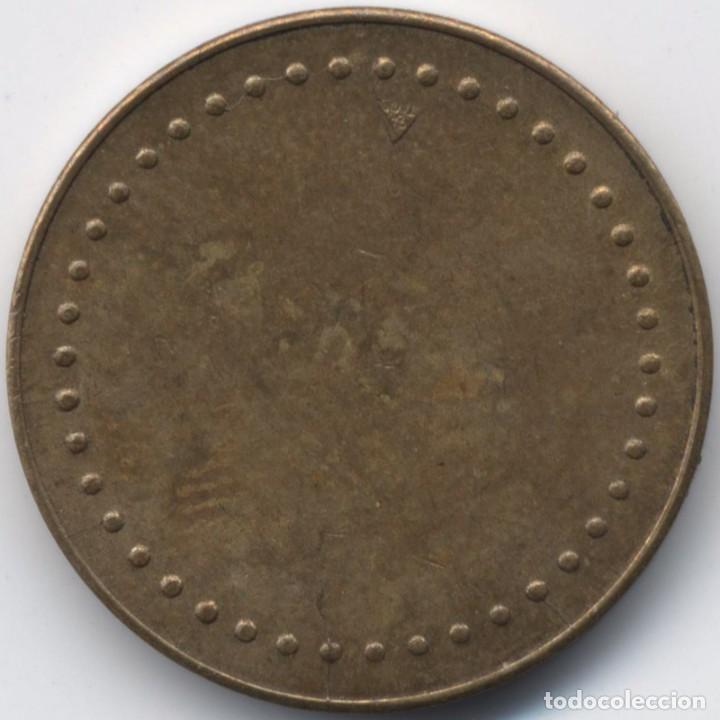 Monedas con errores: VARIANTE MONEDA ANVERSO y REVERSO PARCIALMENTE SIN ACUÑAR (SC).MUY RARA. - Foto 3 - 101443603