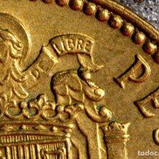 Monedas con errores: GRAN EXCESO DE MATERIAL EN REVERSO DE PESETA DE 1975 *80 (REF. 432). Lote 107549091
