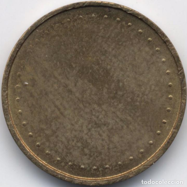 Monedas con errores: VARIANTE MONEDA ANVERSO y REVERSO PARCIALMENTE SIN ACUÑAR (SC).MUY RARA. - Foto 2 - 101443603