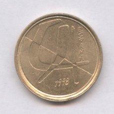Coins with Errors - * ERROR * 5 PESETAS AÑO 1998 DOBLE LISTEL ANVERSO Y REVERSO. - 107617871