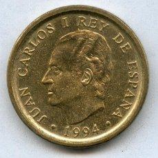 Monedas con errores: * ERROR * MONEDA 100 PTAS AÑO 1994 LISTEL GRUESO. Lote 107921983