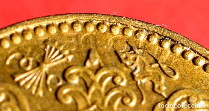 Monedas con errores: TRES GRANDES ERRORES EN PESETA DE 1966 *67 (REF. 457) - Foto 3 - 108028623