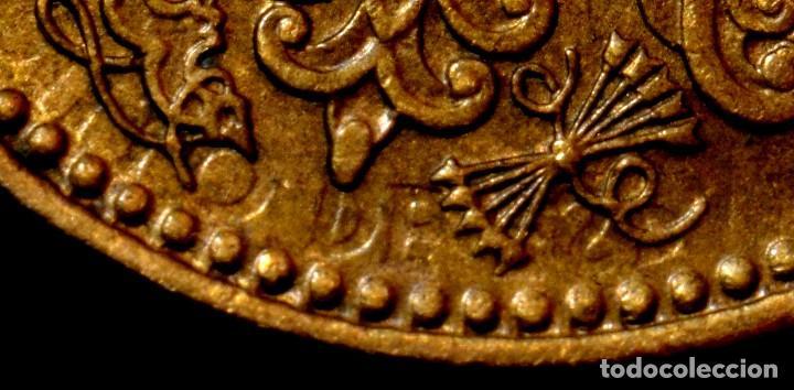 Monedas con errores: TRES GRANDES ERRORES EN PESETA DE 1966 *67 (REF. 457) - Foto 6 - 108028623