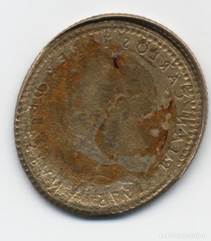 Monedas con errores: ESPAÑA MONEDA DE 1 PESETA 1975*19*79 CURIOSA ERROR/VARIANTE....? ASÍ. - Foto 7 - 108887079