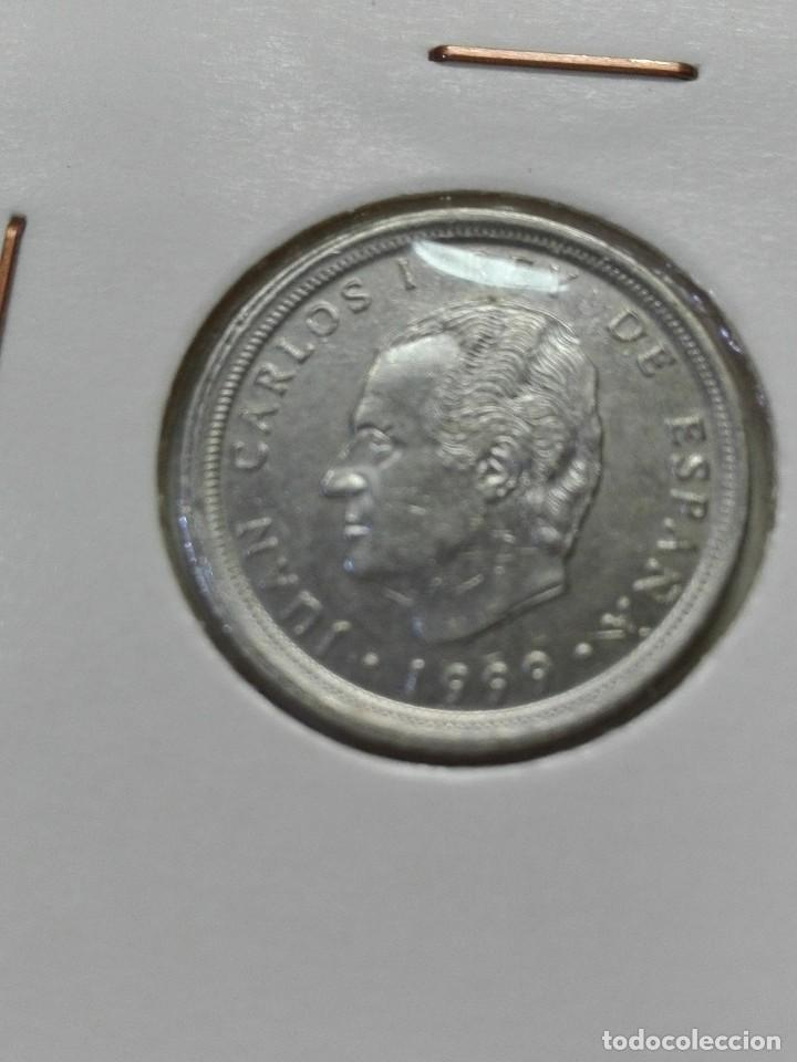 CANTO DESPLAZADO MONEDA DIEZ PESETAS (Numismática - España Modernas y Contemporáneas - Variedades y Errores)