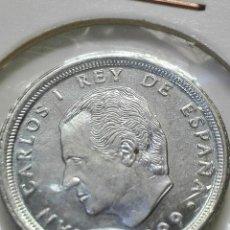 Coins with Errors - Canto desplazado moneda diez pesetas y raya estrella - 109230919
