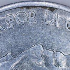 Monedas con errores: ESPAÑA MONEDA DE 10 CÉNTIMOS 1959 (SC) MULTIPLES ERRORES ANVERSO Y REVERSO. Lote 109377675