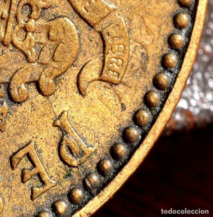 Monedas con errores: NUEVE ERRORES EN UNA PESETA DE 1963 *65 (REF. 476) - Foto 6 - 110077819