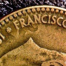 Monedas con errores: UNA PESETA 1966 *67: ERRORES EN ANVERSO Y EN REVERSO (REF 478). Lote 110106643