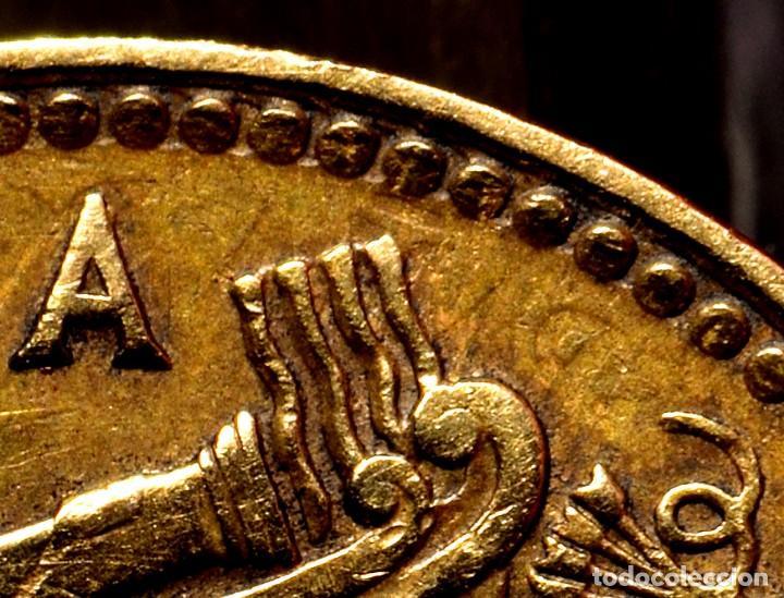 Monedas con errores: UNA PESETA 1963 *65: LETRAS MAYÚSCULAS AL REVÉS EN EL REVERSO Y PROBLEMAS EN EL ANVERSO (REF. 506) - Foto 4 - 111431235