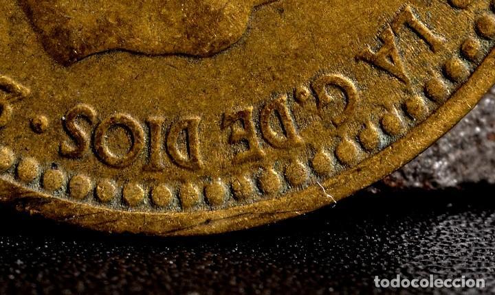 Monedas con errores: ERRORES DIVERSOS EN PESETA 1963 *67 (REF. 520) - Foto 4 - 112037775