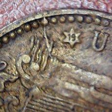 Monedas con errores: * ERROR * 1 PTA 1963-63 . EXCESO DE METAL. Lote 114868942