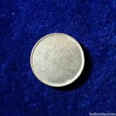 Monedas con errores: ERROR COSPEL SIN ACUÑAR 5 PESETAS ( MODULO PEQUEÑO ) CANTO LISO. Lote 112396668