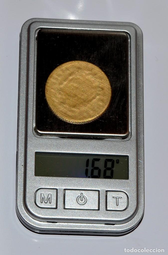 Monedas con errores: ESPECTACULARES ERRORES DE ACUÑACIÓN EN PESETA DE 1966 (REF. 535) - Foto 2 - 112715443