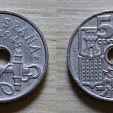 Coins with Errors - ERROR DE 50 CENTIMOS 1949 - 89293460