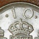 Monedas con errores: * ERROR * 10 PTAS 1992 REVERSO LEYENDA REMARCADA Y DOBLE LISTEL. VERMONEDAS ..256... Lote 42220713