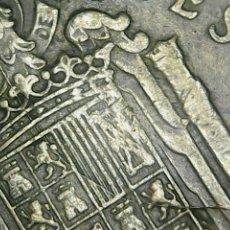 Monedas con errores: * ERROR * 1 PTA 1963-64 . EXCELENTE CUÑO PARTIDO POR TODO EL REVERSO EXCESO DE METAL. Lote 113376596