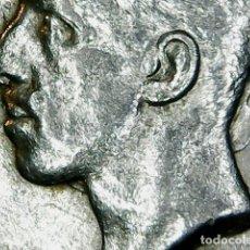 Monedas con errores: * ERROR *. 50 CÉNTIMOS 1926 INCUSA SE APRECIA LA SILUETA DEL ESCUDO DEL REVERSO ALREDEDOR DEL ROSTRO. Lote 113951614