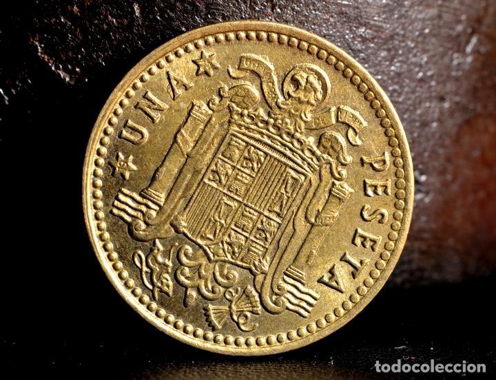 Monedas con errores: PESETA DE 1966*75? MÚLTIPLES ERRORES (REF. 566) - Foto 3 - 114613675