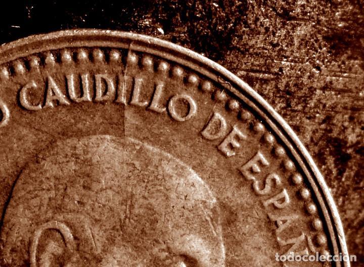 Monedas con errores: GRAN ACUMULACIÓN DE ERRORES EN PESETA DE 1966 *67 (REF. 573) - Foto 9 - 115286347