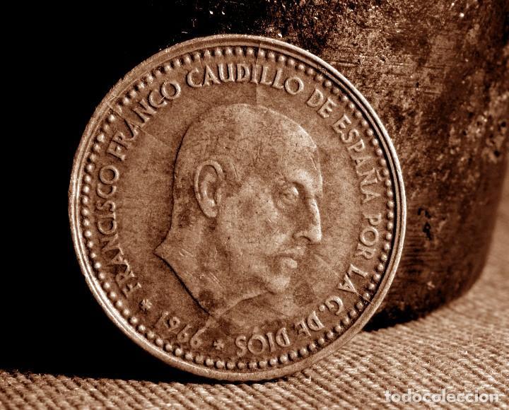 Monedas con errores: GRAN ACUMULACIÓN DE ERRORES EN PESETA DE 1966 *67 (REF. 573) - Foto 10 - 115286347