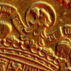 Monedas con errores: UNA PESETA DE 1966*75: GRANDES EXCESOS DE MATERIAL EN ZONAS DEL REVERSO (REF. 576). Lote 115373351