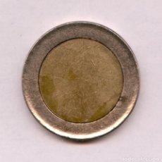 Monedas con errores: * ERROR * COSPEL 2 EURO SIN ACUÑAR POR ANVERSO Y REVERSO Y CON EL CANTO ACUÑADO. DE ESPAÑA. Lote 116319975