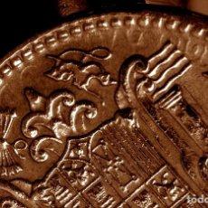 Monedas con errores: UNA PESETA 1966 *67: GRANDES REPINTES EN ANVERSO Y REVERSO (REF. 592). Lote 117003031