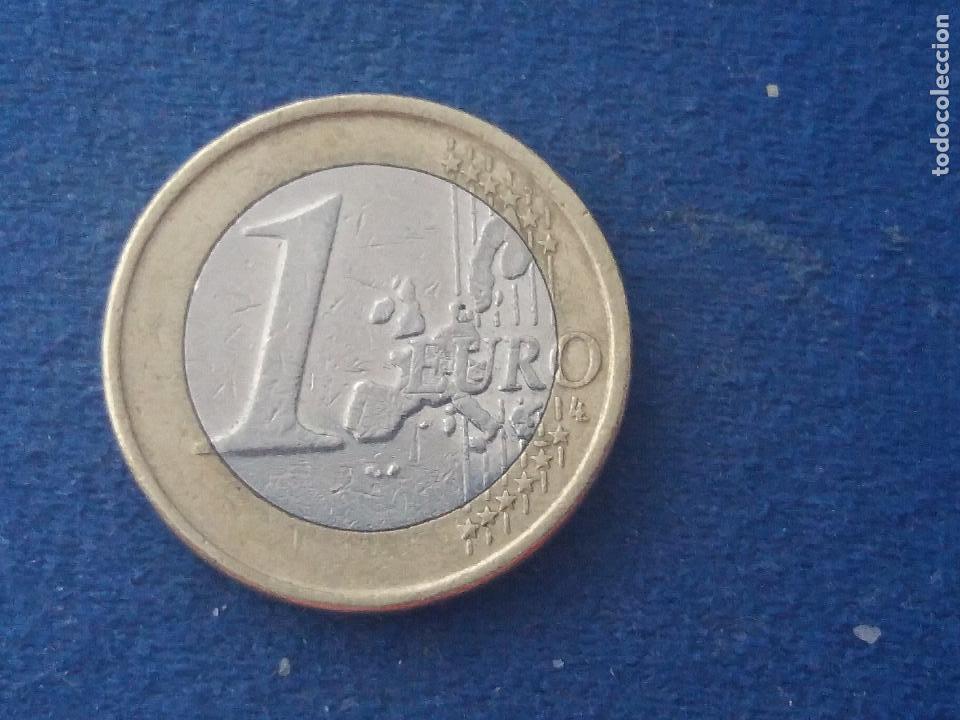 Monedas con errores: MONEDA 1 EURO FINLANDIA 2000 GANSOS SALVAJES ERROR ACUÑACIÓN EXCESO METAL. IMPORTANTE LEER - Foto 5 - 118538167