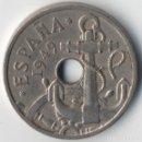 Monedas con errores: FRANCO 50 CÉNTIMOS 1949 *--*51 PRIMERA ESTRELLA ANEPÍGRAFA RAYOS DE SOL- EBC. Lote 122834495