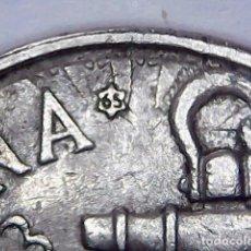 Monedas con errores: * ERROR * 50 CENTIMOS 1963*19*65 INCUSA MUY RARO EN ESTAS MONEDAS. Lote 110677396