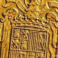 Monedas con errores: PESETA DE 1966*72: ERROR EN EL ESCUDO (REF. 627). Lote 125446459